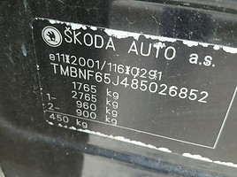 Skoda Roomster 2008 г. запчясти