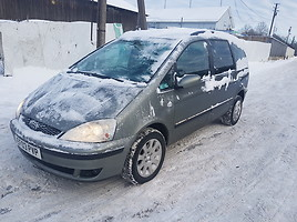 ford galaxy mk2 ASZ Vienatūris 2003