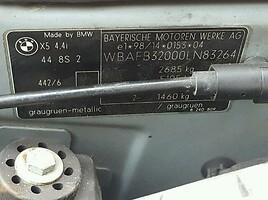 Bmw X5 E53 2001 m dalys