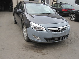Opel Astra IV 1.7CDTI 81kw. A17DTR 2012 m dalys
