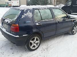 Volkswagen Golf III 1994 m. dalys