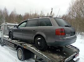 Audi A6 C5 QUATRO MEHANIKA 1999 y. parts