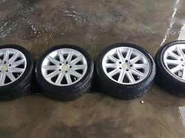 Jaguar XJ R16 plieniniai štampuoti  ratlankiai