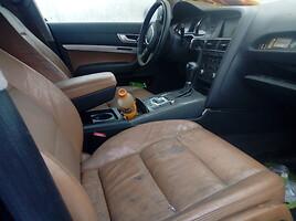 Audi A6 EUROPĄ RUDA ODA 2006 y parts