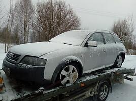 Audi A6 Allroad EUROPA SUPER 2003 y parts