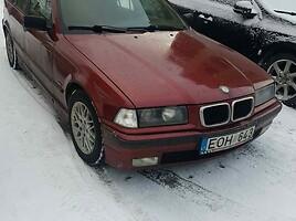 Bmw 318 E36 Tds 1996 m dalys