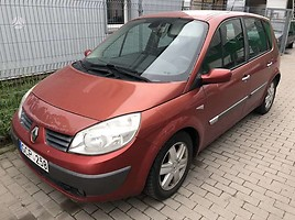 Renault Scenic 2005 m dalys