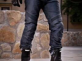 Shima Gravity Moto Džinsai kelnės