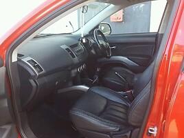 Mitsubishi Outlander II 2008 m dalys