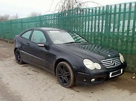 Mercedes-Benz C 220 W203 CDI 2005 m dalys