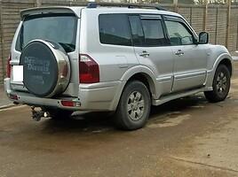 Mitsubishi Pajero III 2004 m dalys