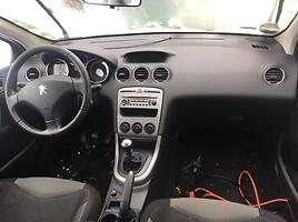 Peugeot 308 eHdi 2010 m dalys
