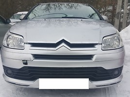 citroen c4 i 1.6HDi coupe Coupe 2006