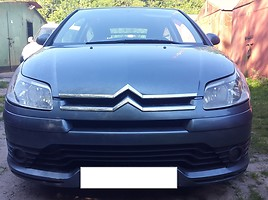 Citroen C4 I 1.6HDi coupe 2006 y. parts