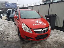 Opel Corsa D Hečbekas 2008