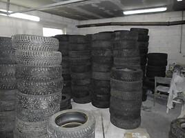 Mercedes-Benz Sprinter R16 plieniniai štampuoti  ratlankiai