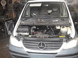 Mercedes-Benz Vito 2006 m. dalys