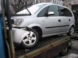 Opel Meriva I 2004