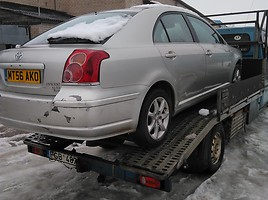Toyota Avensis II 2007 y parts