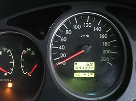 Subaru Forester II 2006 m dalys