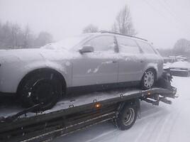 Audi A6 Quatro BFC europa 2004 y. parts