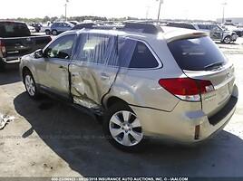 Subaru Outback IV 2011 m dalys
