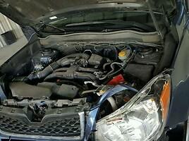 Subaru Forester 2014 m dalys