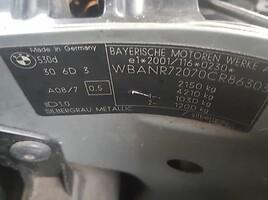 Bmw 530 E60 2006 m dalys