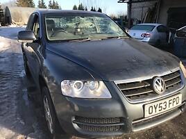 Volkswagen Touareg I 2005