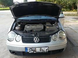 Volkswagen Polo IV Hečbekas 2003