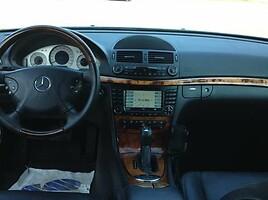 Mercedes-Benz E 320 2005 m nuoma