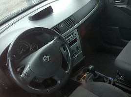 Opel Meriva 2005 m dalys