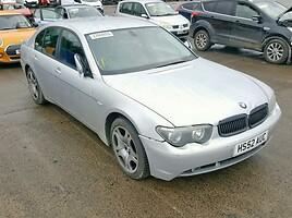 BMW 745 E65/66 Sedanas 2002