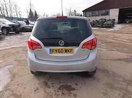 Opel Meriva I 2010 y. parts