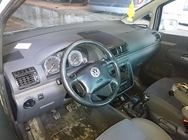 Volkswagen Sharan I 2003 m dalys