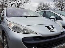 Peugeot 207 Tvarkingas 2009 m dalys