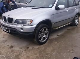 BMW X5 Visureigis 2003