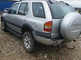 Opel Frontera Visureigis 2000
