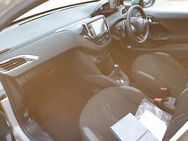 Peugeot 208 2014 m. dalys
