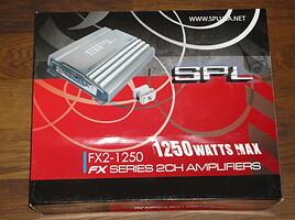 Garso stiprintuvas  SPL dynamics SPL FX2-1250