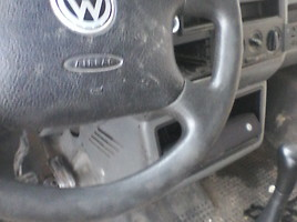 Volkswagen Caravelle 1997 m. dalys