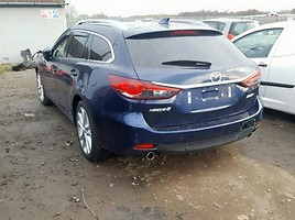 Mazda 6 2014 m dalys
