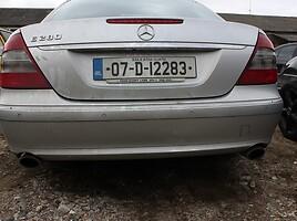 Mercedes-Benz E 280 W211 2007 m dalys