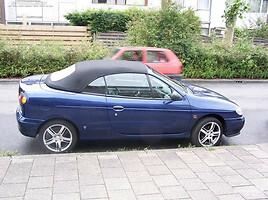 renault megane i CABRIOLETAS Kabrioletas 1997