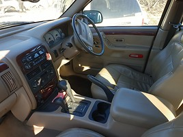 Jeep Grand Cherokee 2002 г запчясти