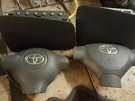 Toyota Yaris I 1.3i AUTOMAT 2004 m. dalys