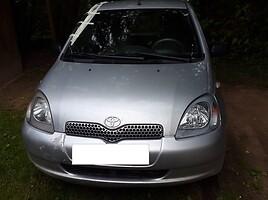 Toyota Yaris I 2002