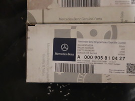 Mercedes-Benz Kitas 2016 m dalys