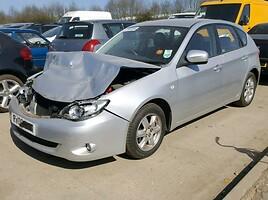 Subaru Impreza GH 2008