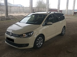 Volkswagen Touran II 2013 y. parts